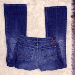 7 for all mankind Jeans sz 30